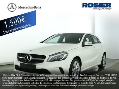 Mercedes A 200 Urban
