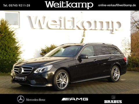 Mercedes-Benz E 500 T AMG Fondent Massage