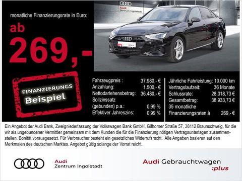 Audi A4 Limousine Advanced 45 TDI qu