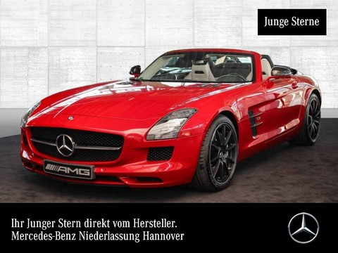 Mercedes SLS AMG Roadster Exklusiv-Paket Carbon