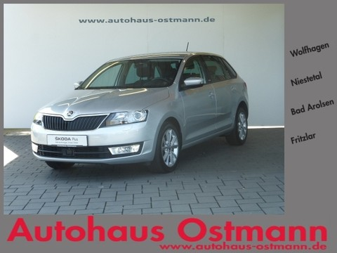 Skoda Rapid 1.4 TDI Spaceback Joy