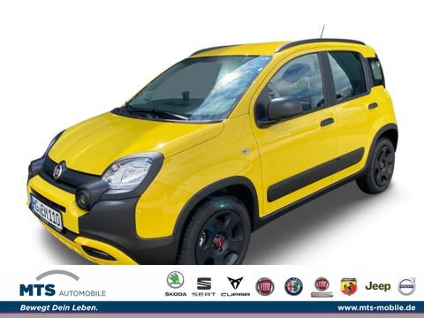 Fiat Panda 1.0 City Cross Mild Hybrid EU6d Beheizb Frontsch Multif Lenkrad