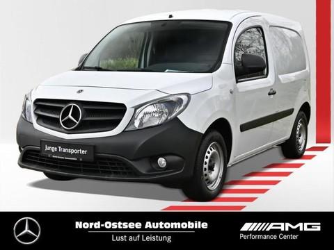 Mercedes-Benz Citan 111 lang 180° Türen