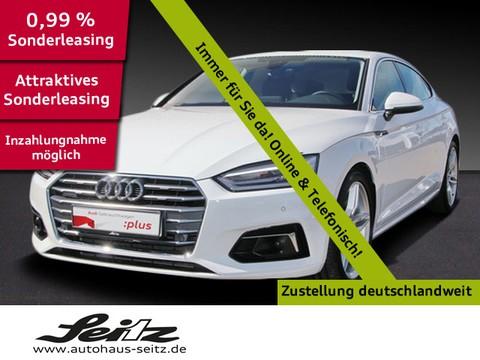 Audi A5 Sportback 40 TDI qu sport