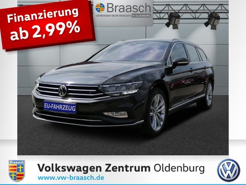 Volkswagen Passat Variant 2.0 TDI Elegance