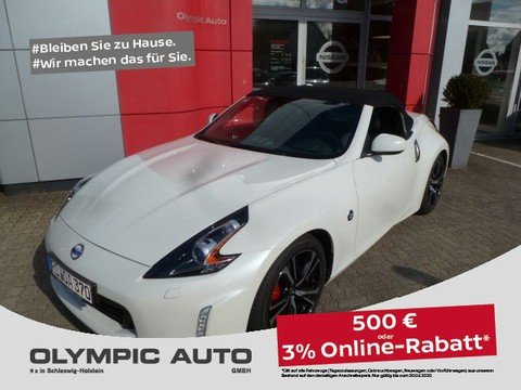Nissan 370Z 3.7 Roadster 7AT