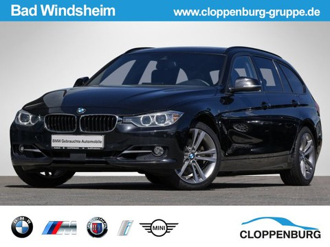 BMW 330 d Sport HARMAN-KARDON