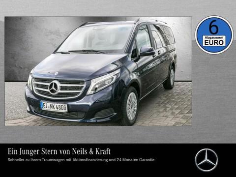 Mercedes V 220 d EDITION Lang SPUR-P