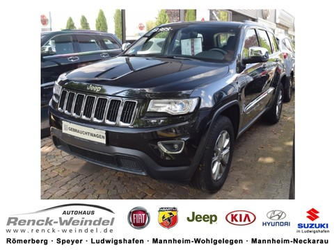 Jeep Grand Cherokee 3.0 CRD Laredo