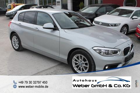 BMW 120 d Advantage