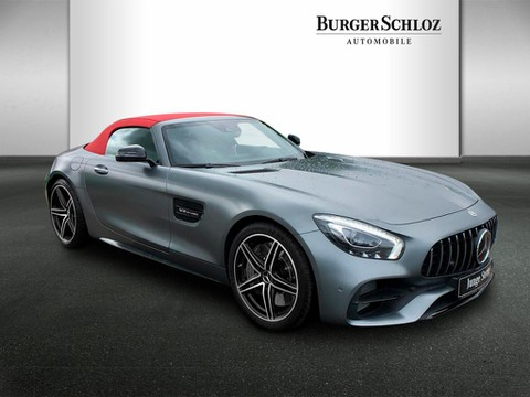 Mercedes AMG GT C Roadster Designo Perf Sitze Burmester