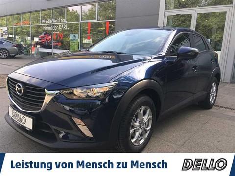 Mazda CX-3 Center-L Upgrade 2017