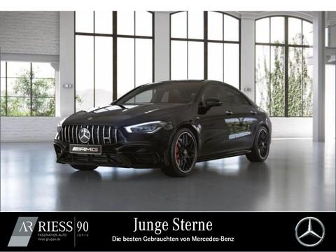 Mercedes-Benz CLA 45 AMG Cp Night Sitzkli Drivers A