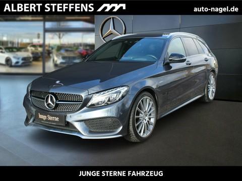 Mercedes-Benz C 450 AMG T C43 MemorySportsitze