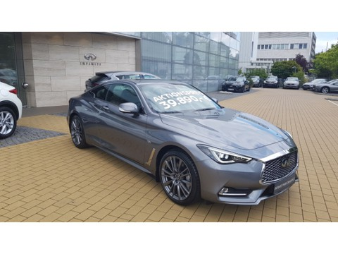 Infiniti Q60 2.0 Coupe S Sport Tech T Aktionsleasing