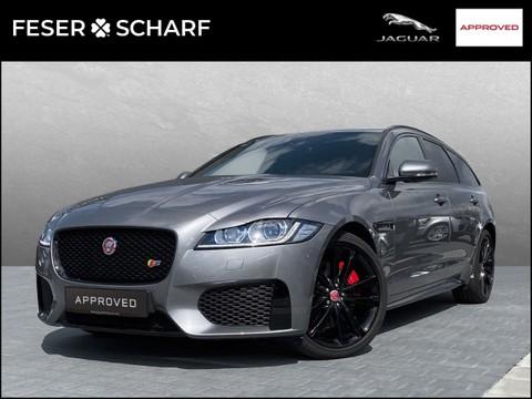 Jaguar XF SPORTBRAKE S 30d Winterp Blackp Meridian