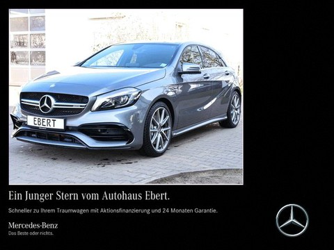 Mercedes A 45 AMG HPS SPORT-ABGAS