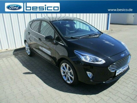 Ford Fiesta Titanium Winter Paket