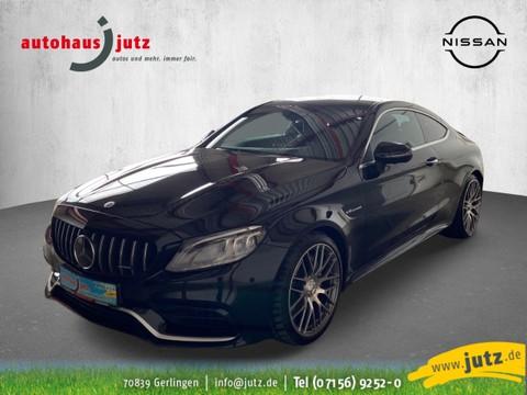 Mercedes-Benz C 63 AMG Coupe EU6d-T