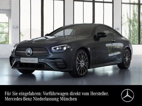 Mercedes-Benz E 450 Coupé AMG Night