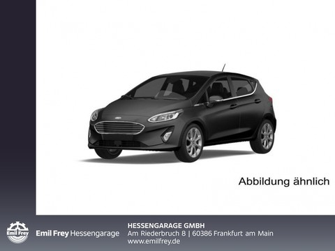 Ford Fiesta 1.0 EcoBoost COOL&CONNECT 70ürig