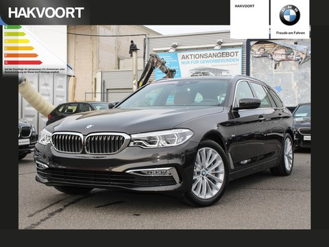 BMW 525 d Innovationsp Prof Komfortsitze