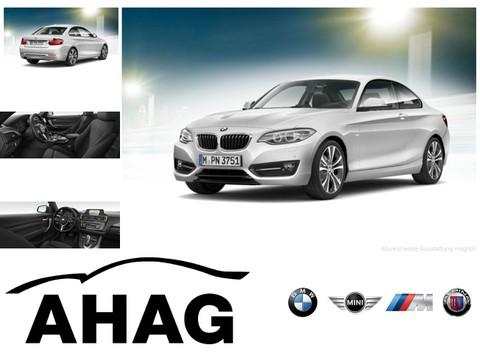 BMW 228 i Coupe Sport Line Business