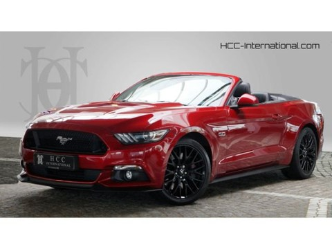 Ford Mustang 5.0 Ti-VCT Convertible GT V8 Premium