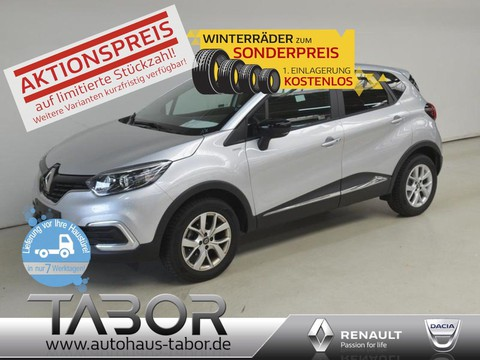 Renault Captur 0.9 TCe 90 Limited Deluxe