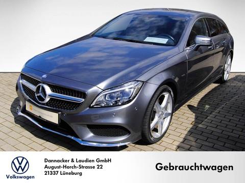 Mercedes-Benz CLS 250 d Shooting Brake LEDScheinw FinalEdition
