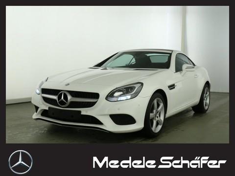 Mercedes SLC 180 undefined