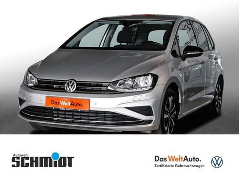 Volkswagen Golf Sportsvan 1.5 TSI IQ DRIVE AppConnect