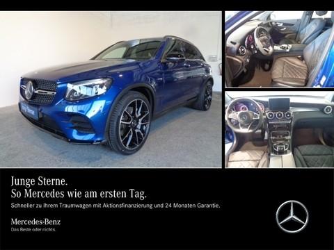 Mercedes GLC 43 AMG Nightp PanoDach