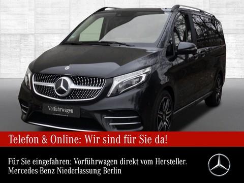 Mercedes-Benz V 300 AMG MBUX Burmester 6-S