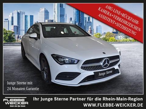 Mercedes-Benz CLA 220 AMG-Line (EURO 6d-)