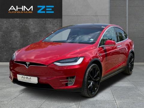 Tesla Model X Long Range 22 on stock verfügbar
