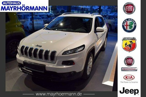 Jeep Cherokee 2.0 MY17 Longitude 140PS Bright