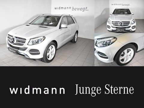 Mercedes-Benz GLE 400 Harman Sitzklima Fahrassist