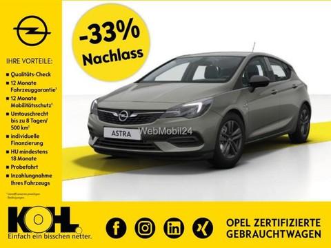 Opel Astra 1.5 Diesel 77kW 120 JahreNachlass