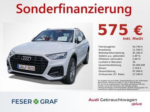 Audi Q5 advanced 50 TDI qu