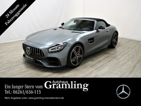 Mercedes-Benz AMG GT C Roadster AMG Plus-Paket NIGHT Burmester
