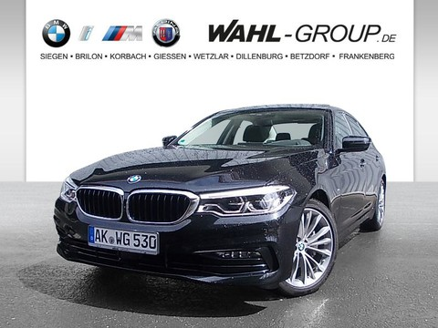 BMW 530 d Limousine Sport Line Gestiksteuerung