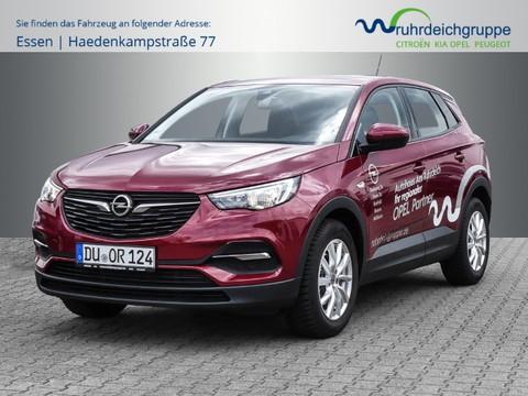 Opel Grandland X 1.2 Edition Intellink
