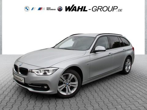 BMW 320 d xDrive Sport Line HiFi