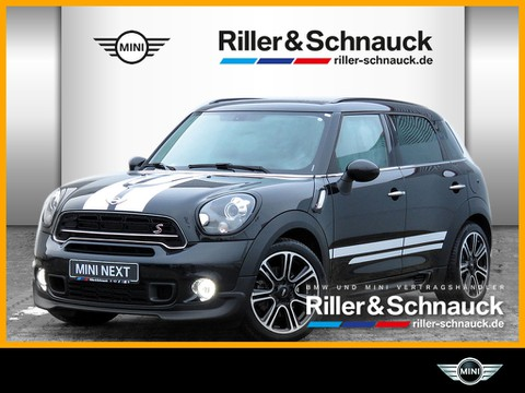 MINI Cooper S Countryman Chili JCW