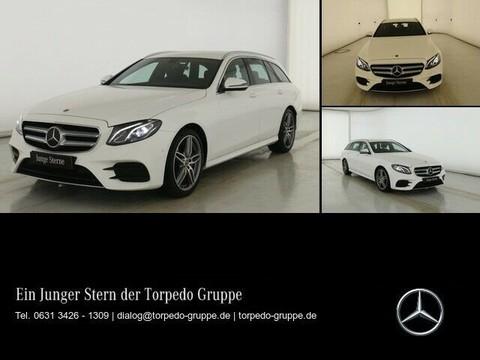 Mercedes-Benz E 200 d T AMG