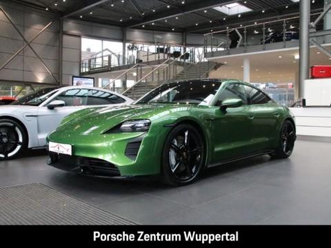 Porsche Taycan Turbo Beifahrerdisplay I Massagesitze I Spurwechselassistent