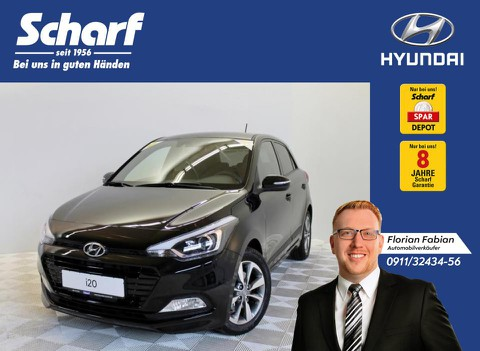 Hyundai i20 Passion Plus