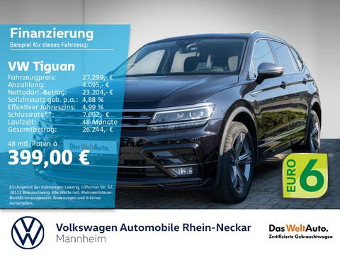 Volkswagen Tiguan 1.4 TSI Allspace R-Line-Exterieur Digital-Tacho
