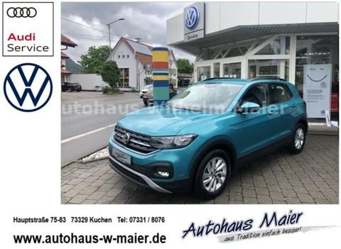 Volkswagen T-Cross 1.0 TSI OPF Life AppCo